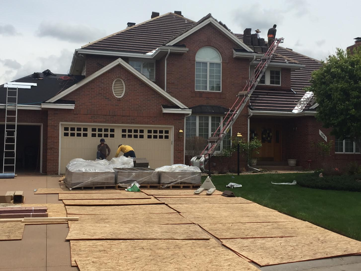 Residential Insurance Claims Kodiak Roofing Colorado
